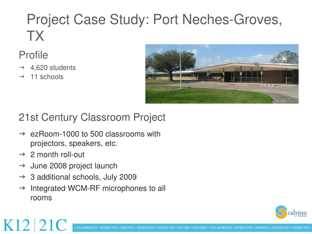Project Case Study: Port Neches-Groves, TX