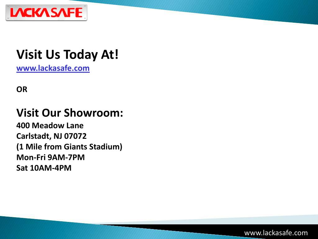Visit Us Today At!