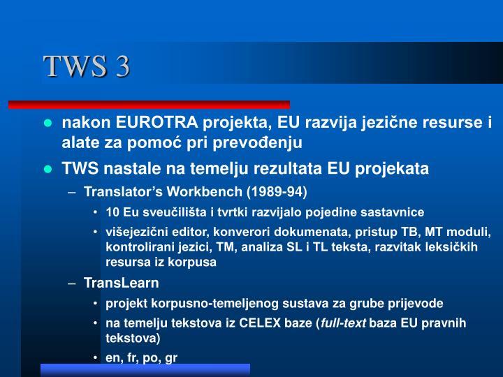 TWS 3