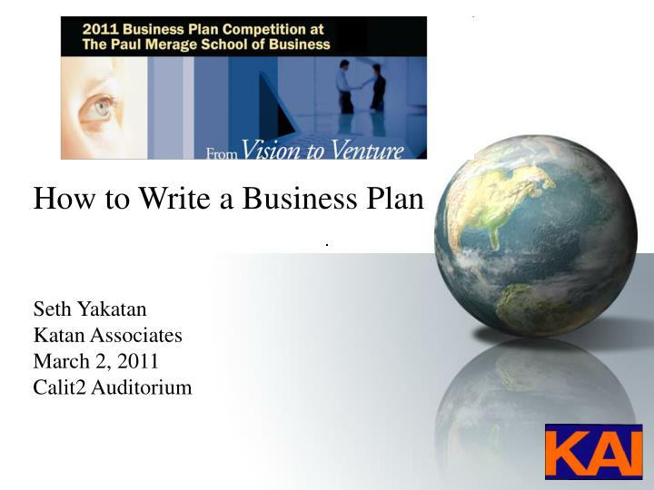 Business plan writing services seattle
