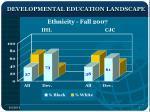 developmental education landscape2