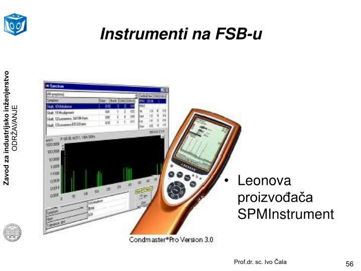 Instrumenti na FSB-u