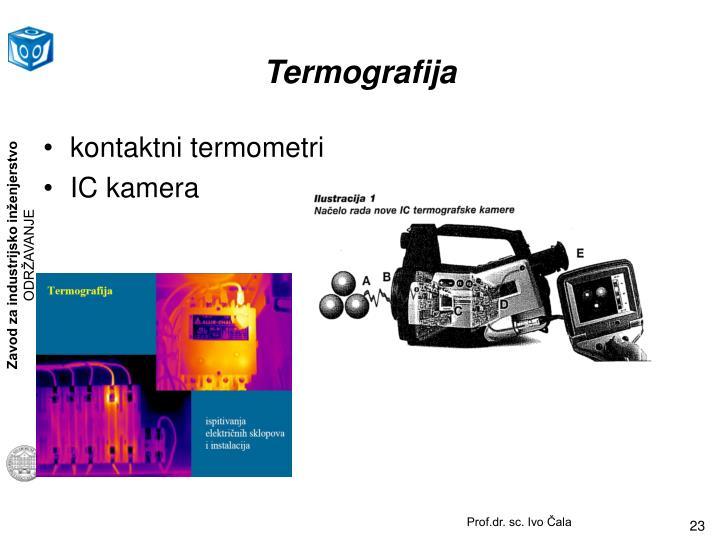 Termografija