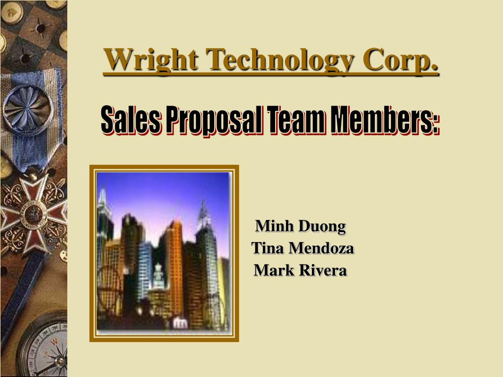 Wright Technology Corp.