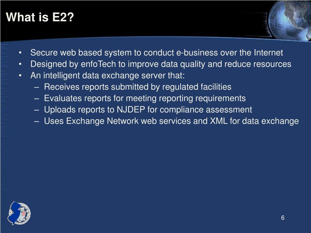 What is E2?