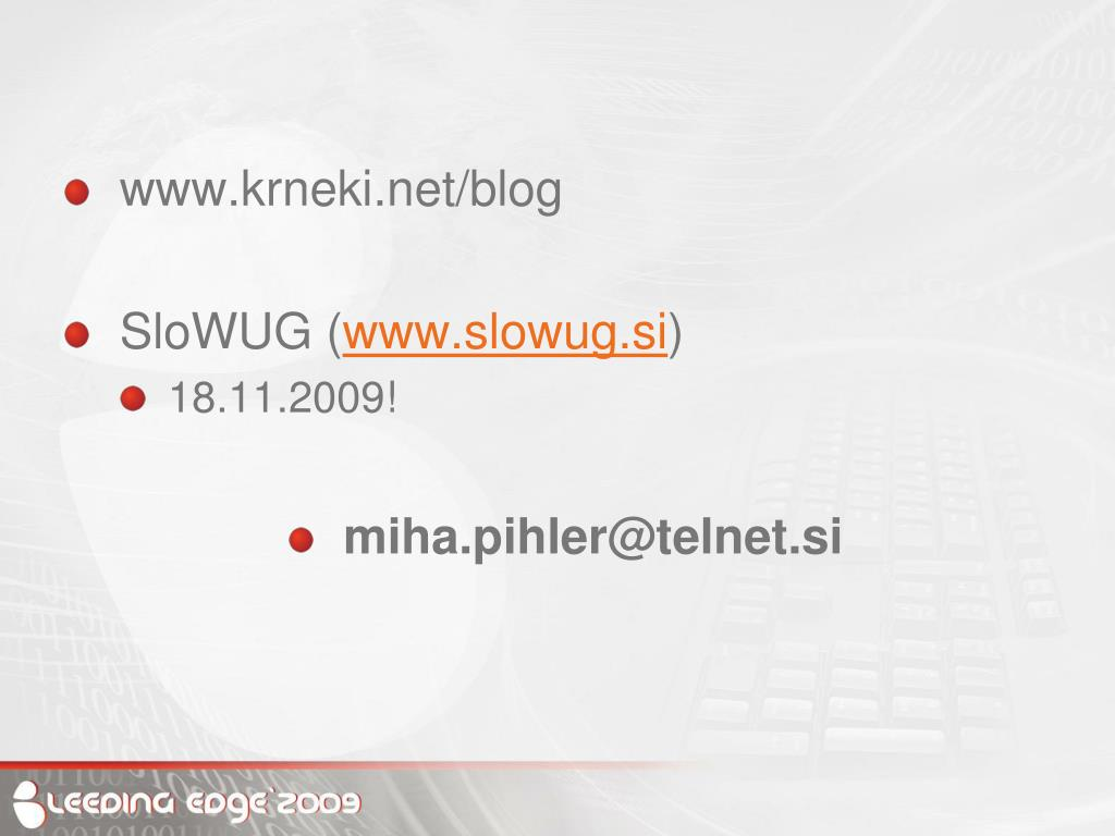 www.krneki.net/blog