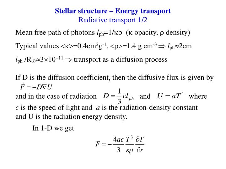 If D is the diffusion coefficient, then the diffusive flux is given by