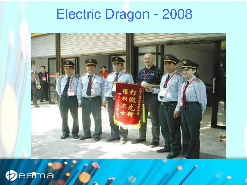 Electric Dragon - 2008