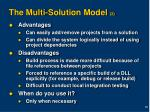 the multi solution model 2