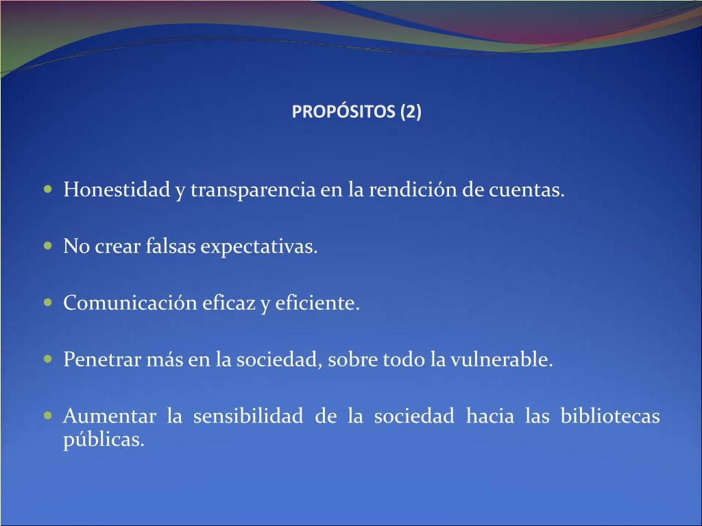 PROPÓSITOS (2)