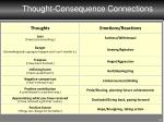 thought consequence connections