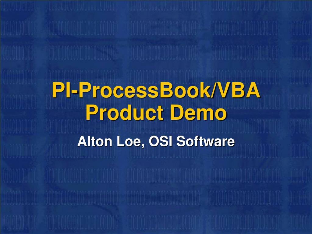 PI-ProcessBook/VBA