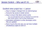 version control why use it 1