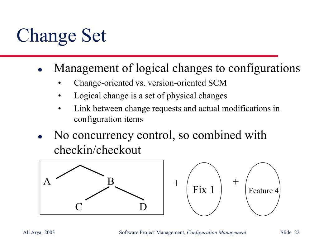 Change Set