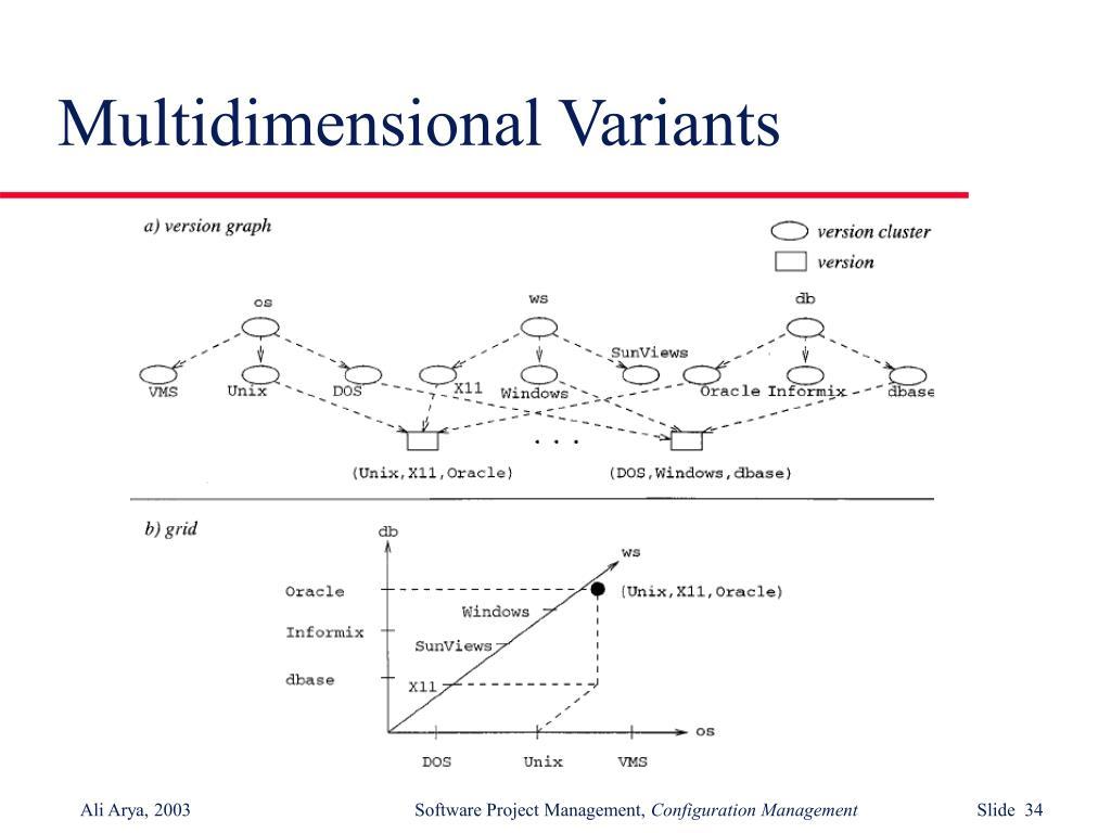 Multidimensional Variants