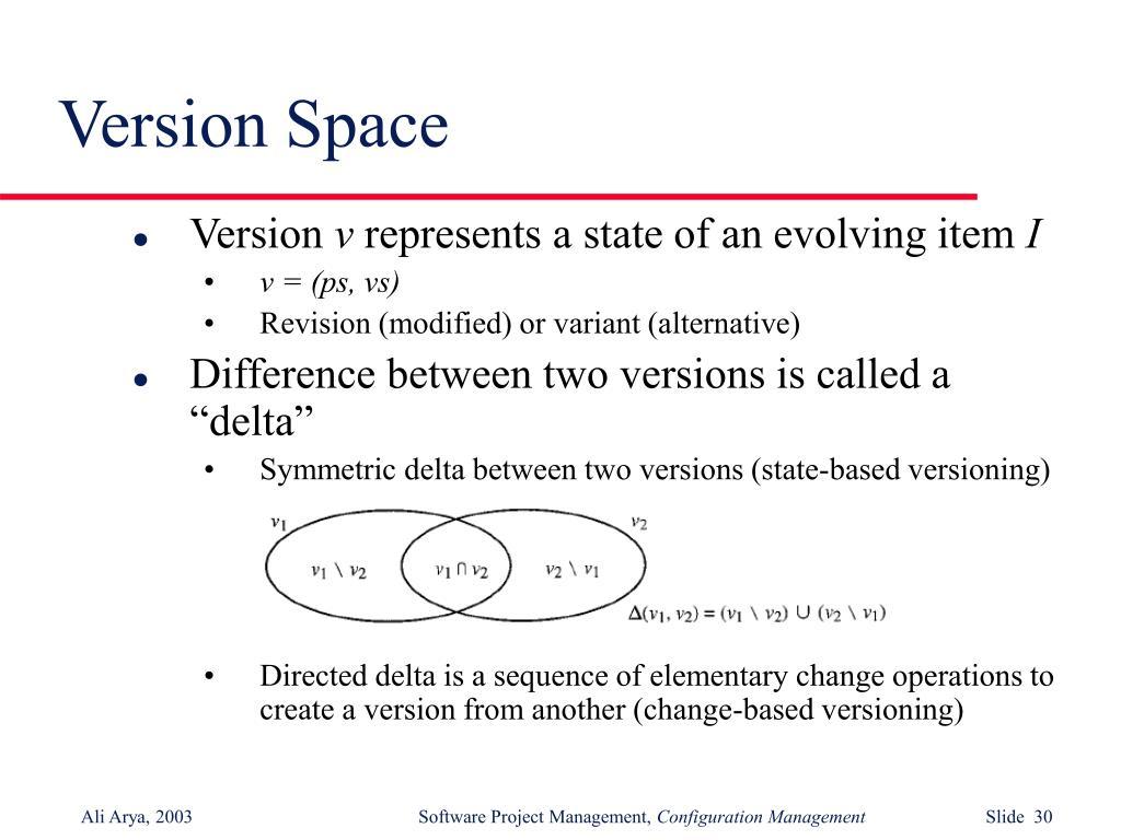 Version Space