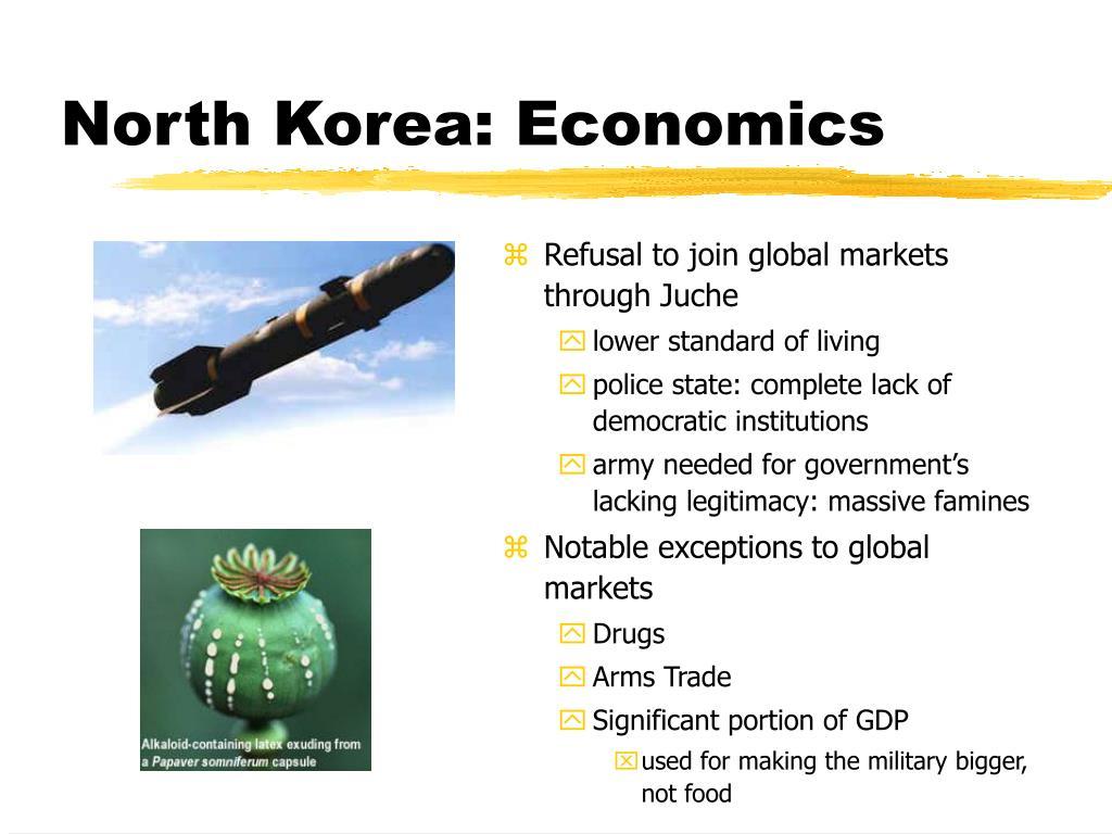 North Korea: Economics