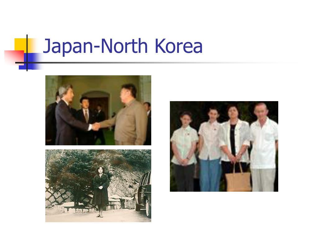 Japan-North Korea