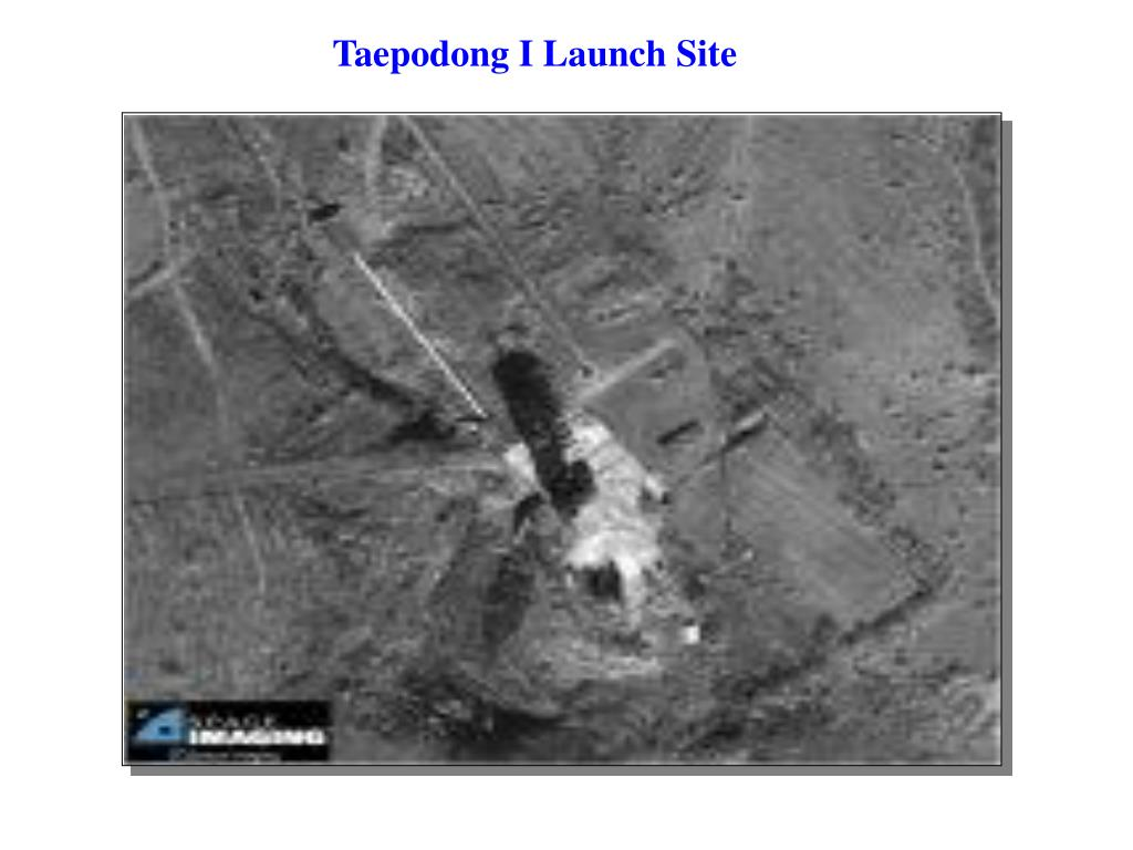 Taepodong I Launch Site