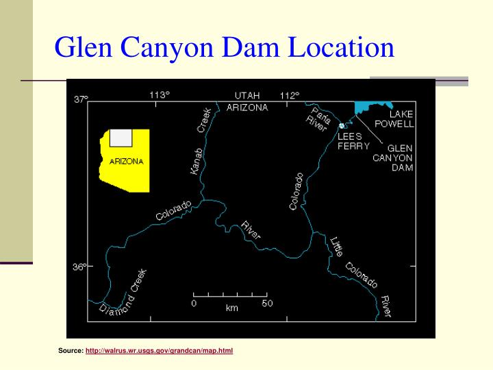 Glen canyon dam location l.jpg