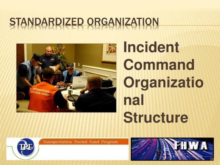 Standardized organization