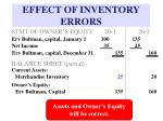 effect of inventory errors19