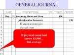 general journal