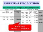 perpetual fifo method20