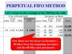 perpetual fifo method6