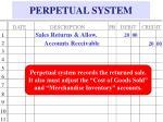perpetual system7