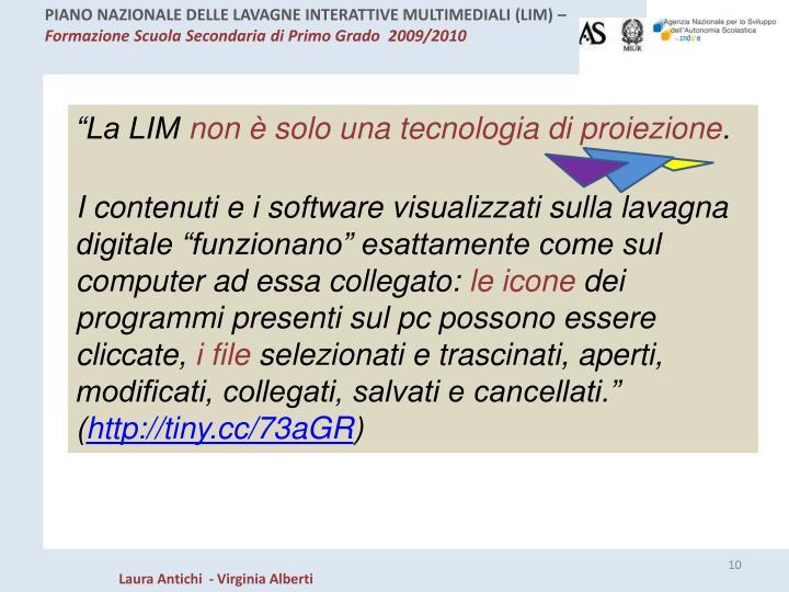 """""""La LIM"""