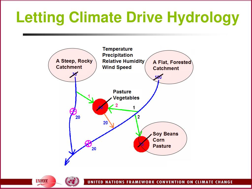 Letting Climate Drive Hydrology