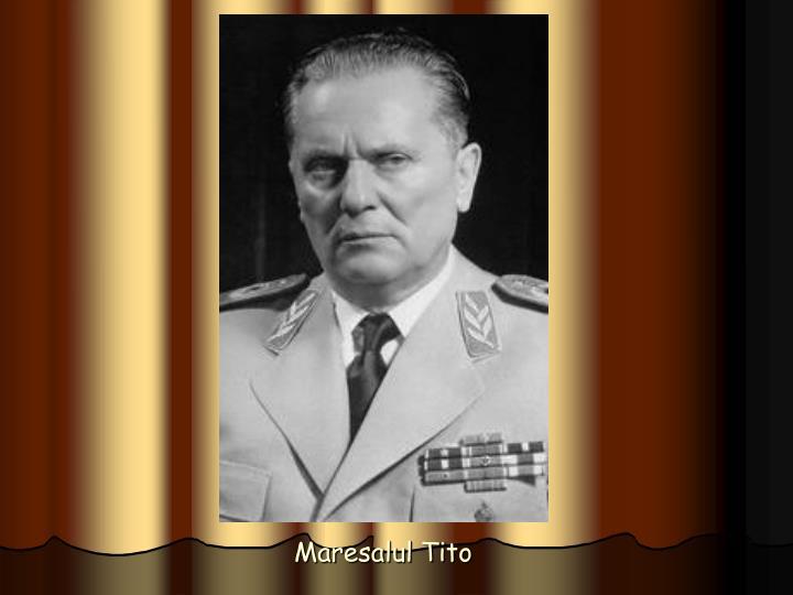 Maresalul Tito