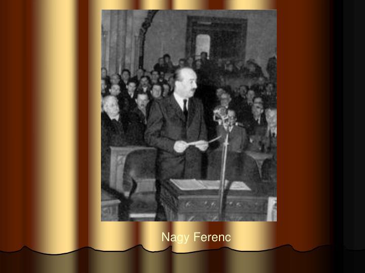 Nagy Ferenc