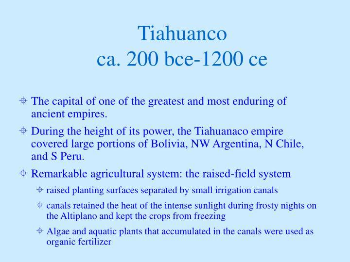 Tiahuanco