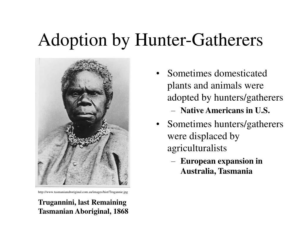 Adoption by Hunter-Gatherers