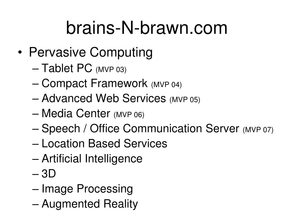 brains-N-brawn.com