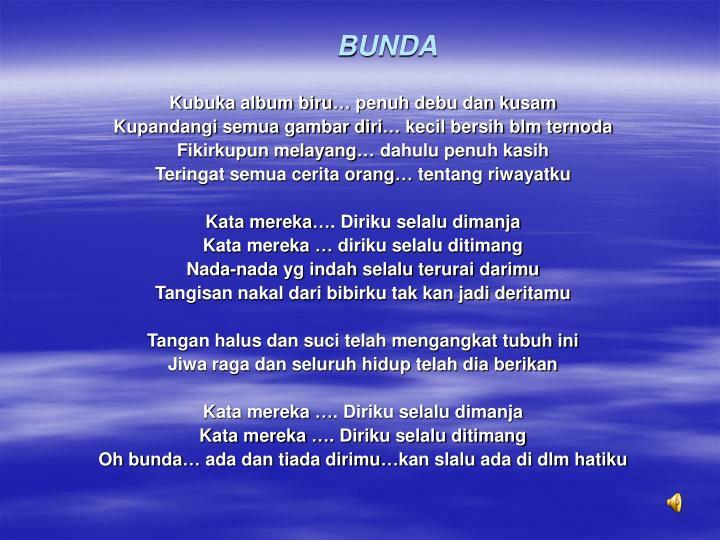 BUNDA