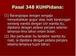 pasal 348 kuhpidana