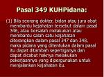pasal 349 kuhpidana