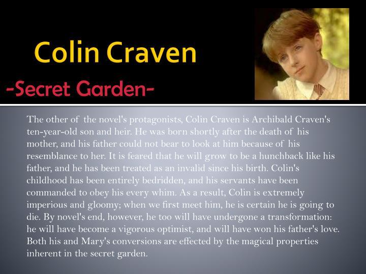 Colin Craven