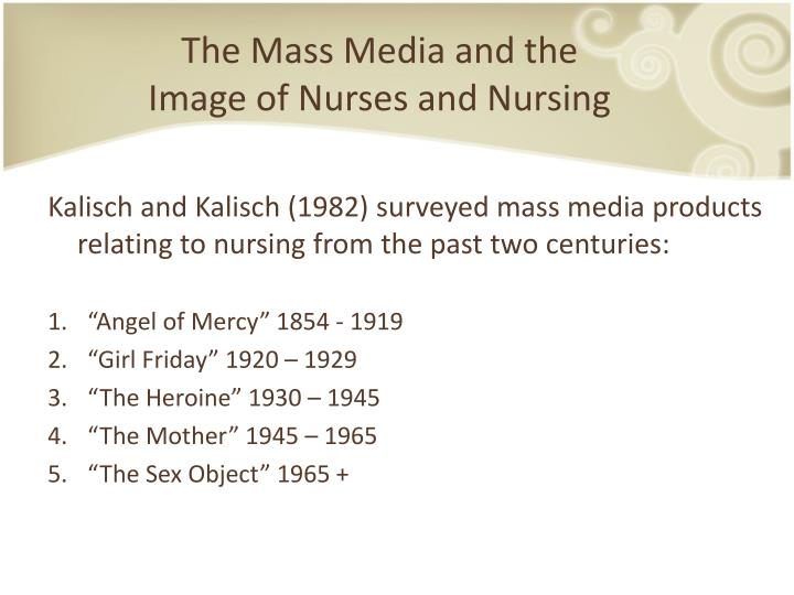 image connected with caregiving through your media