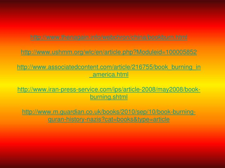 http://www.thenagain.info/webchron/china/bookburn.html