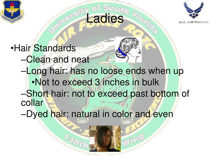 Hair Standards