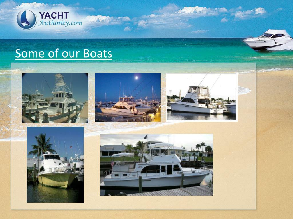 Some of our Boats