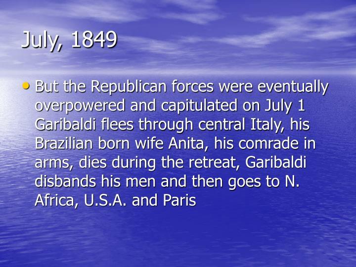 July, 1849