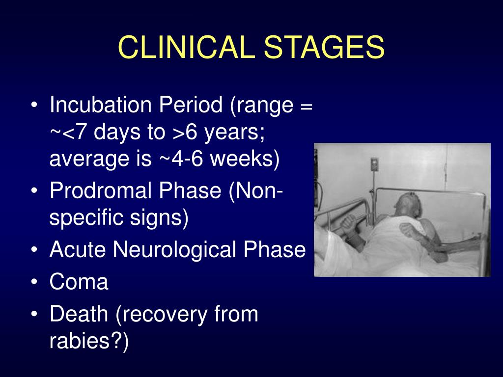 CLINICAL STAGES
