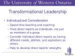transformational leadership4