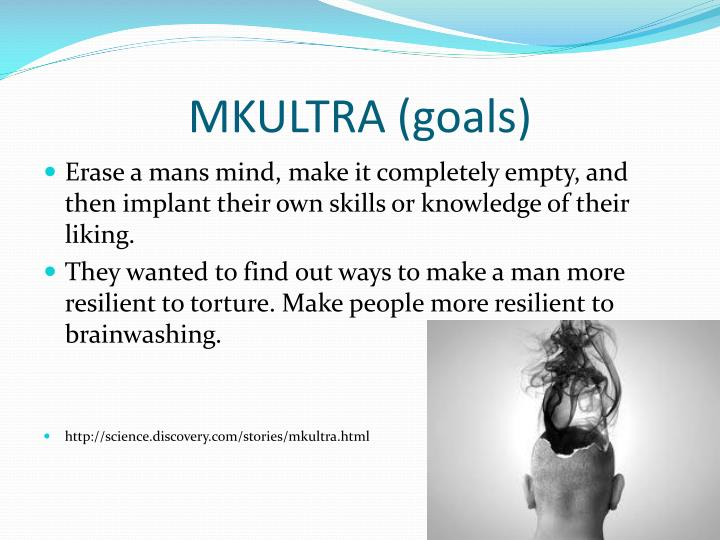 MKULTRA (goals)