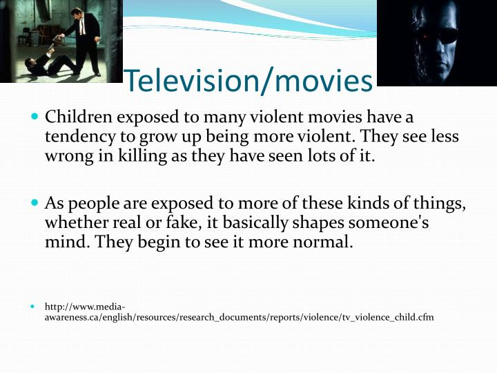 Television/movies